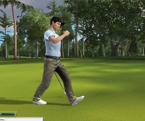 Tiger Woods PGA Tour Online Chat