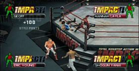 TNA Impact: Cross the Line Screenshot from Shacknews