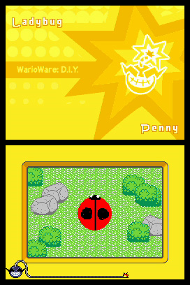 WarioWare: D.I.Y. Screenshots