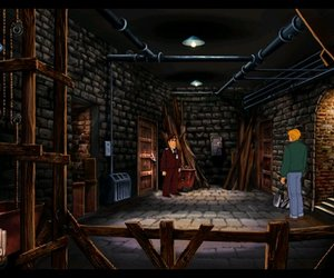 Broken Sword: Shadow of the Templars Chat