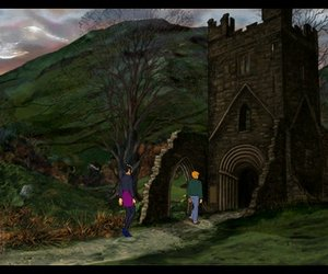 Broken Sword: Shadow of the Templars Files