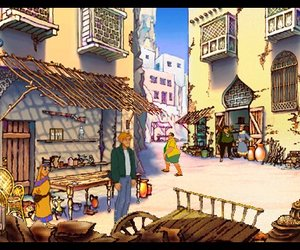 Broken Sword: Shadow of the Templars Screenshots
