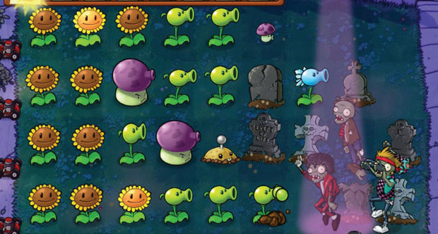 Plants vs. Zombies 2 announced for 2013