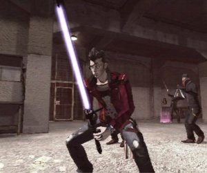 No More Heroes 2: Desperate Struggle Chat