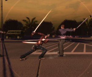 No More Heroes 2: Desperate Struggle Files