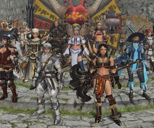 Monster Hunter Frontier Online Screenshots