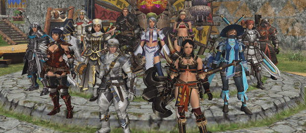 Monster Hunter Frontier Online News