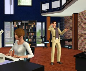 The Sims 3 High-End Loft Stuff Screenshots