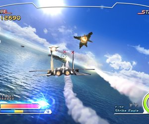 After Burner Climax Files