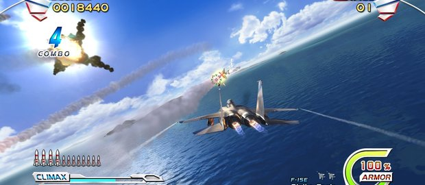 After Burner Climax News