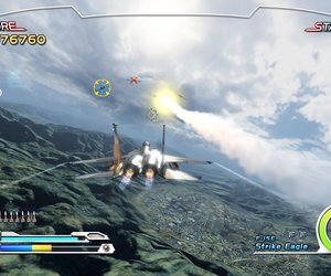 After Burner Climax Screenshots