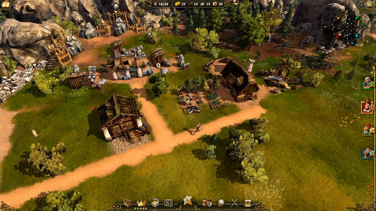 Игры / The Settlers 7. Право на трон / The Settlers 7 Paths to a.