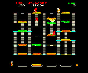 Data East Arcade Classics Videos