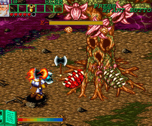 Data East Arcade Classics Screenshots