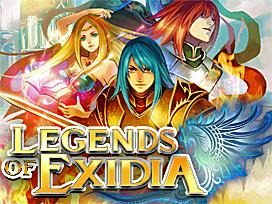 Legends of Exidia Screenshots