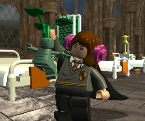 LEGO Harry Potter: Years 1-4 Chat