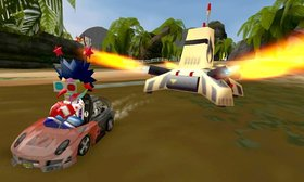 ModNation Racers Screenshot from Shacknews