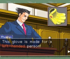 Phoenix Wright: Ace Attorney - Justice for All Files