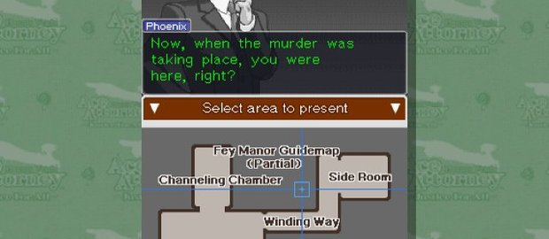 Phoenix Wright: Ace Attorney - Justice for All News