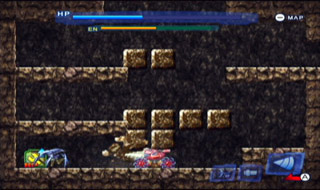 Blaster Master Overdrive Screenshots