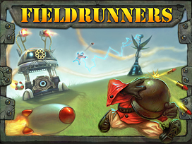 Fieldrunners Screenshots