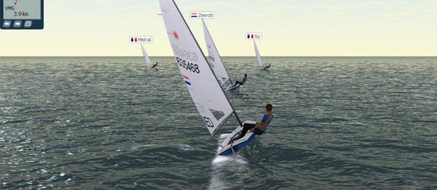 Sail Simulator 2010 News