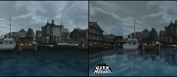 City of Heroes News