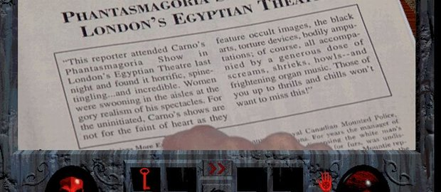 Phantasmagoria News