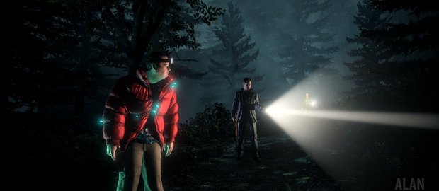 Alan Wake News