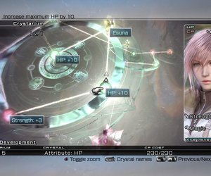 Final Fantasy XIII Screenshots