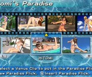 Dead or Alive Paradise Files