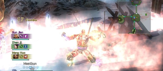 Dynasty Warriors: Strikeforce News