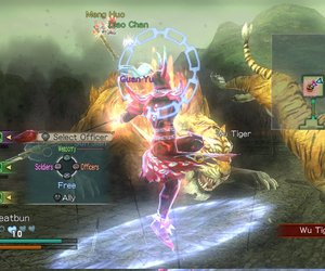 Dynasty Warriors: Strikeforce Screenshots