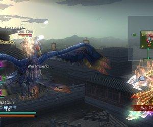 Dynasty Warriors: Strikeforce Chat