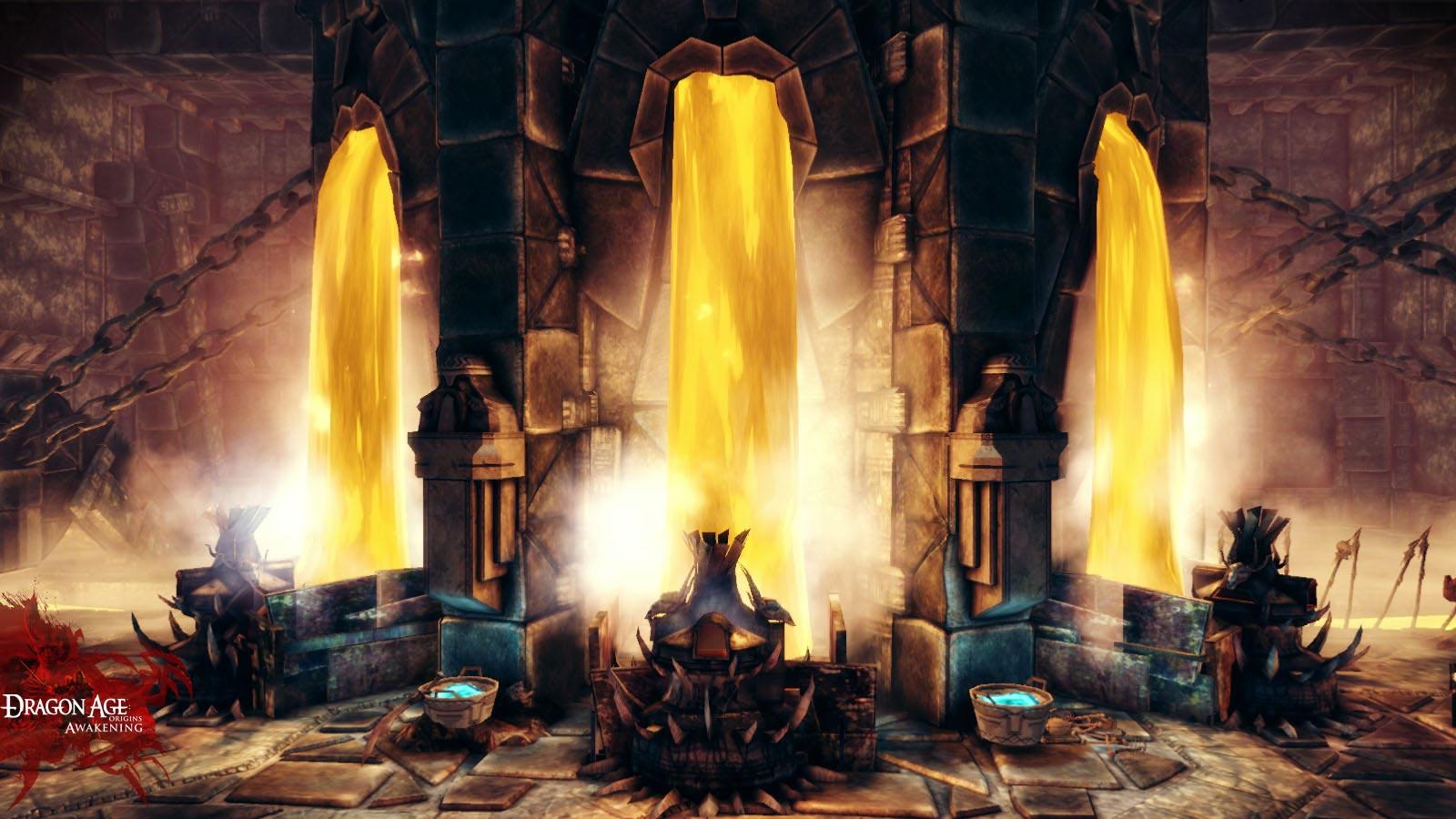 Сети появились новые скриншоты Dragon Age Origins - Awakening