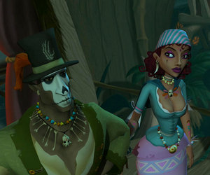 Ghost Pirates of Vooju Island Files