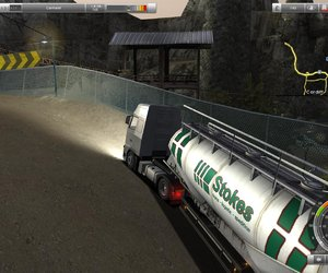 UK Truck Simulator Videos