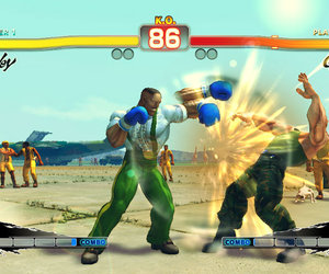 Super Street Fighter 4 Videos