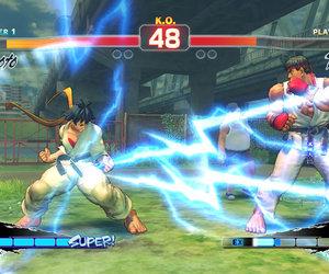 Super Street Fighter 4 Files