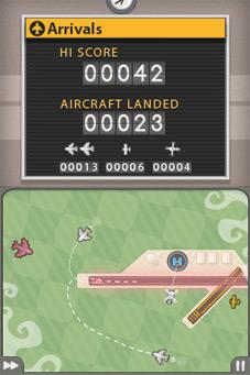 Flight Control Screenshots