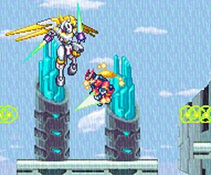 Mega Man Zero Collection Screenshots