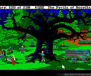 King's Quest IV: The Perils of Rosella Screenshots