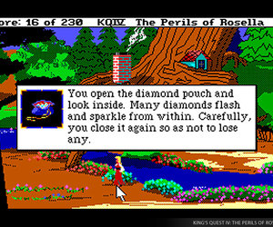 King's Quest IV: The Perils of Rosella Videos