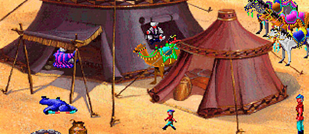 King's Quest V: Absence Makes the Heart Go Yonder! News