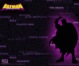 Batman: The Brave and the Bold Screenshots