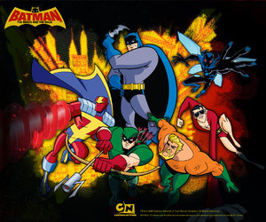 Batman: The Brave and the Bold Videos