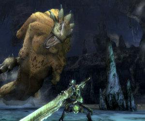 Monster Hunter Tri Screenshots