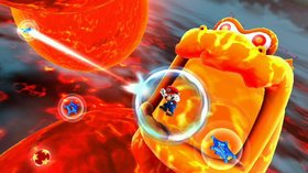Super Mario Galaxy 2 Screenshot from Shacknews