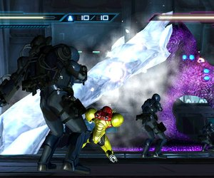 Metroid: Other M Screenshots