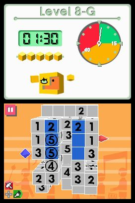 Picross 3D Screenshots